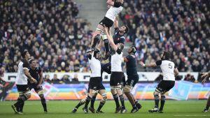 Rugby: FRA - NZL