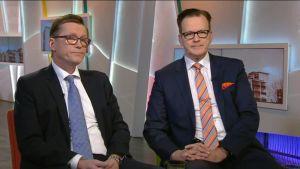 Ylen aamu-tv: Asuntomarkkinoiden ja -lainojen tilanne