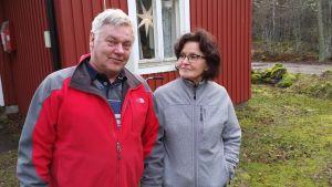 """Yle Uutiset Lounais-Suomi: Örön saari sai vakituiset asukkaat – """"Täällä ei kuulu moottorin ääntä, täällä on tilaa hengittää"""""""