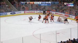 NHL: Filppula hankki syöttöpisteen