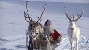 Uutisvideot: Joulupukki matkaan jo käy