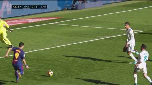 La Liga: Barcelona dramaattisesti johtoon