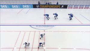 Urheilujuttuja: Suomi otti EM-hopeaa veikeässä pikaluistelun EM-kisojen uutuuslajissa