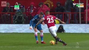 Valioliiga: Antonio Valencian upea viimeistely Stokea vastaan