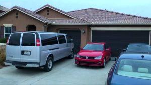 Uutisvideot: Kalifornialaisperhe piti lapsia vankina keskiluokkaisella asuinalueella