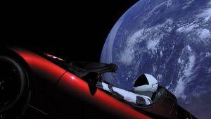Uutisvideot: Musk ampui Teslan avaruuteen