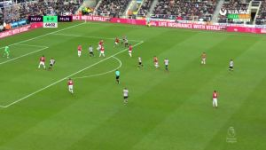 Valioliiga: Newcastle yllätti Manchester Unitedin