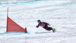 Korean olympialaiset: Orava yllätti laskijan lumilautailun parisuurpujottelussa