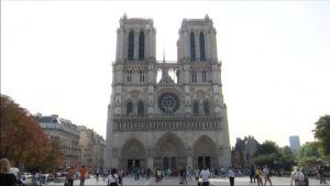 Uutisvideot: Notre Damen katedraali tarvitsee restaurointia