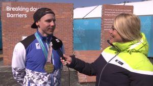 Ylen Aamu-tv: Käymme paralympialaisissa Etelä-Koreassa