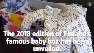 Yle News: The 2018 edition of Finland's baby box is fuller than ever