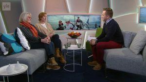 Ylen Aamu-tv: Ocean Ladies - naisenergialla yli Atlantin