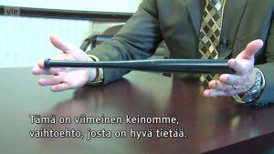 Uutisvideot: Pesäpallomailoilla kouluampujaa vastaan – yhdysvaltalaiskoulu aseisti opettajat