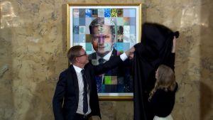 Uutisvideot: Sauli Niinistöstä muotokuvamosaiikki
