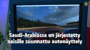 Uutisvideot: Naiset pääsevät rattiin Saudi-Arabiassa