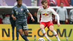 Jalkapallon Saksan cup, loppuottelu RB Leipzig - Bayern München