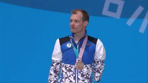Korean paralympialaiset: Näin Ilkka Tuomisto sai poikkeuksellisen pronssinsa