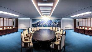 Pohjois- ja Etelä-Korean johtajien historiallinen tapaaminen
