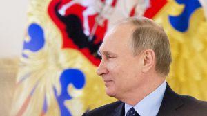 Putin aloittaa neljännen kautensa Venäjän johdossa