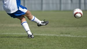 Jalkapallon EM U17 välierä FIN - ESP