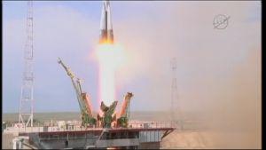 Baikonurista laukaistiin raketti kohti ISS:ää