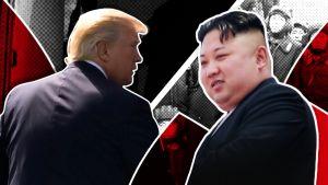 Pohjois-Korean ja Yhdysvaltojen ohjusvoimat