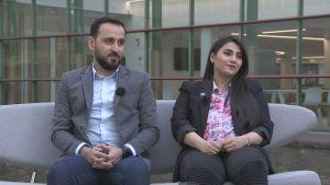 Miten irakilaispariskunta uudistaisi kotoutumistoimia?