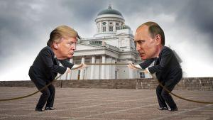 Mitkä asiat Trumpia ja Putinia yhdistävät ja mitkä erottavat?