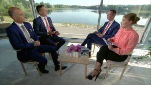 Aaltola ja Kangaspuro arvioivat Putin-Trump -tapaamisen antia