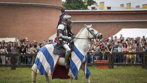 Tältä näyttää keskiaikainen taistelulaji buhurt
