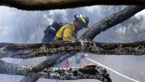 Kalifornian maastopaloja sammuttaa 12 000 palomiestä