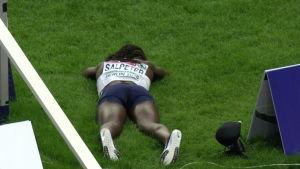 Mikä moka! 10 000 metrin mestari oli menossa 5 000 metrin EM-hopealle, mutta keskeytti kierrosta liian aikaisin