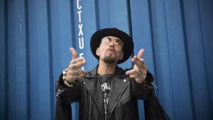 Rap-muusikko Brädin sooloura Cheekin jälkeen