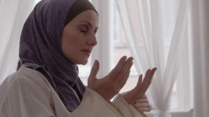 Isä pelästyi, kun Ann Christinesta tuli imaami moskeijaan