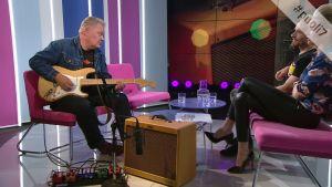 Esa Pulliainen esittelee kitarasoundinsa salaisuuksia