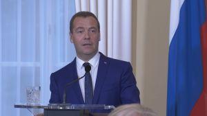 Medvedev pitää Airiston Helmen tutkintaa Suomen sisäisenä asiana