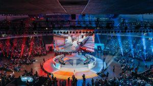 Overwatch World cupin puolivälierät