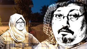 Video: Saudijournalisti Jamal Khashoggin viime vaiheet ennen katoamista Istanbulissa