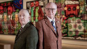 Gilbert & George ovat räväyttäneet jo 50 vuotta