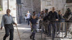 A-studion juttu Israelin kiistellystä kansalaisuuslaista