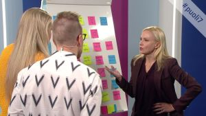 Mitä ominaisuuksia mielenkiintoisella rikossarjan henkilöhahmolla on? Tuottaja Minna Virtanen antaa lyhyen oppitunnin pahiksen anatomiasta.