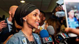 Ilhan Omar on ensimmäinen pakolainen Yhdysvaltain kongressissa