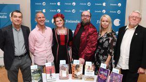 Kaunokirjallisuuden Finlandia-palkintoehdokkaat Ylen kulttuuritoimituksen analyysissa