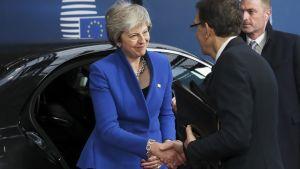 EU-johtajat hyväksyivät Brexitin - katso tiedotustilaisuus