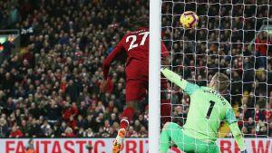 Liverpoolilta uskomaton loppuhetkien maali – Klopp sekosi ja ryntäsi kentälle