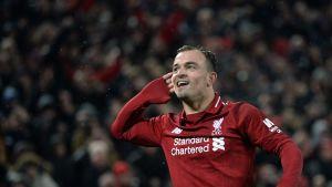 Liverpoolin supervaihtomies masensi ManU:n – katso ottelun maalit