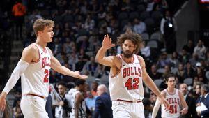 Markkasella jälleen yli 30 pisteen ilta NBA:ssa