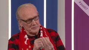 """Näyttelijä Heikki Nousiainen muistelee lämmöllä Spede Pasasta: """"Erittäin reilu mies!"""""""