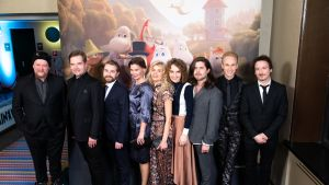 Muumilaakso - Moominvalley World Premiere
