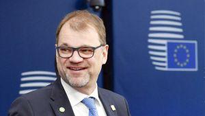 Pääministeri Sipilä visioi EU-parlamentissa